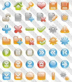 Java Icons Für Die Menüleiste Website Button Creato