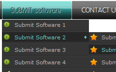 Dhtml Menu Sample Code Html Insert Button