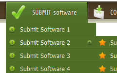 Crear Submenus Javascript Vista Start Button Template
