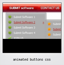Animated Buttons Css