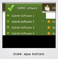 Blank Aqua Buttons