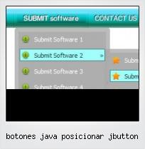 Botones Java Posicionar Jbutton