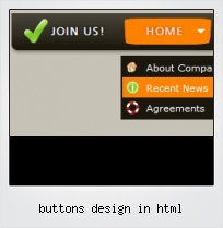 Buttons Design In Html