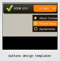 Buttons Design Templates