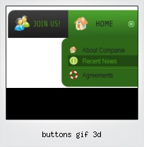 Buttons Gif 3d