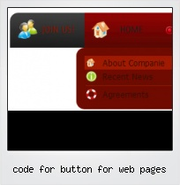Code For Button For Web Pages