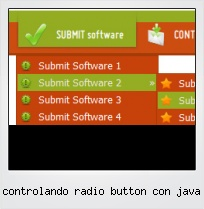 Controlando Radio Button Con Java