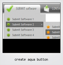 Create Aqua Button