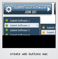 Create Web Buttons Mac