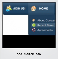 Css Button Tab