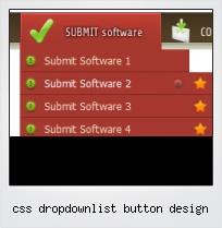 Css Dropdownlist Button Design