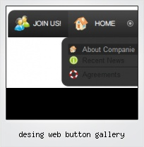 Desing Web Button Gallery