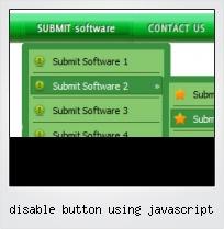 Disable Button Using Javascript