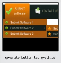 Generate Button Tab Graphics