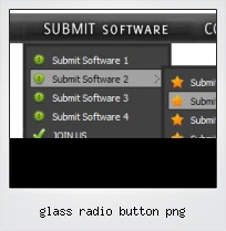 Glass Radio Button Png