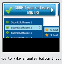 How To Make Animated Button In Java