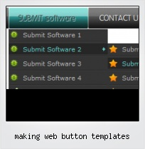 Making Web Button Templates