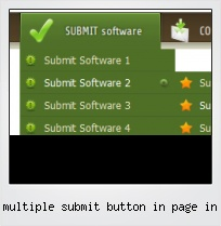 Multiple Submit Button In Page In