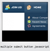 Multiple Submit Button Javascript