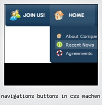 Navigations Buttons In Css Machen