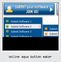 Online Aqua Button Maker
