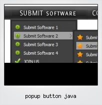 Popup Button Java