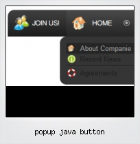 Popup Java Button