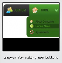 Program For Making Web Buttons
