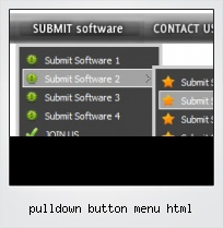 Pulldown Button Menu Html