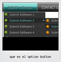 Que Es El Option Button