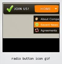 Radio Button Icon Gif