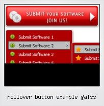 Rollover Button Example Galss