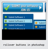 Rollover Buttons In Photoshop