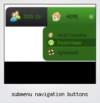 Submenu Navigation Buttons