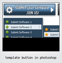Template Button In Photoshop