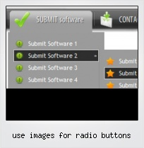 Use Images For Radio Buttons