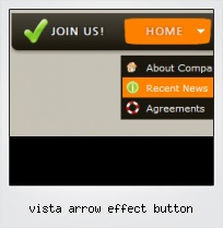 Vista Arrow Effect Button