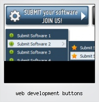 Web Development Buttons