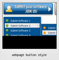 Webpage Button Style