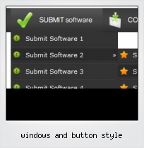 Windows And Button Style