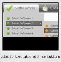 Website Templates With Xp Buttons