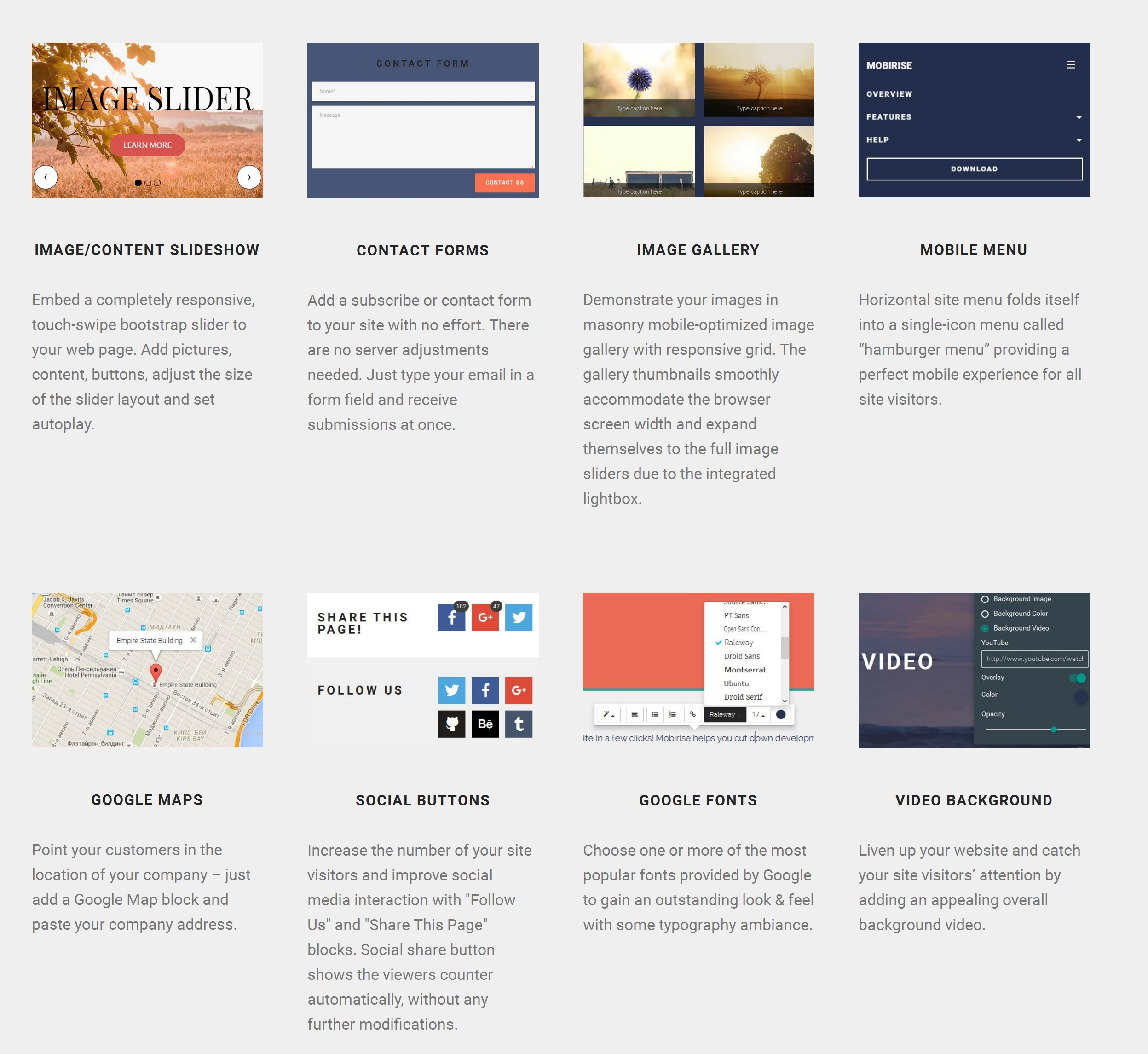 Fast and Simple Website Builder Tool