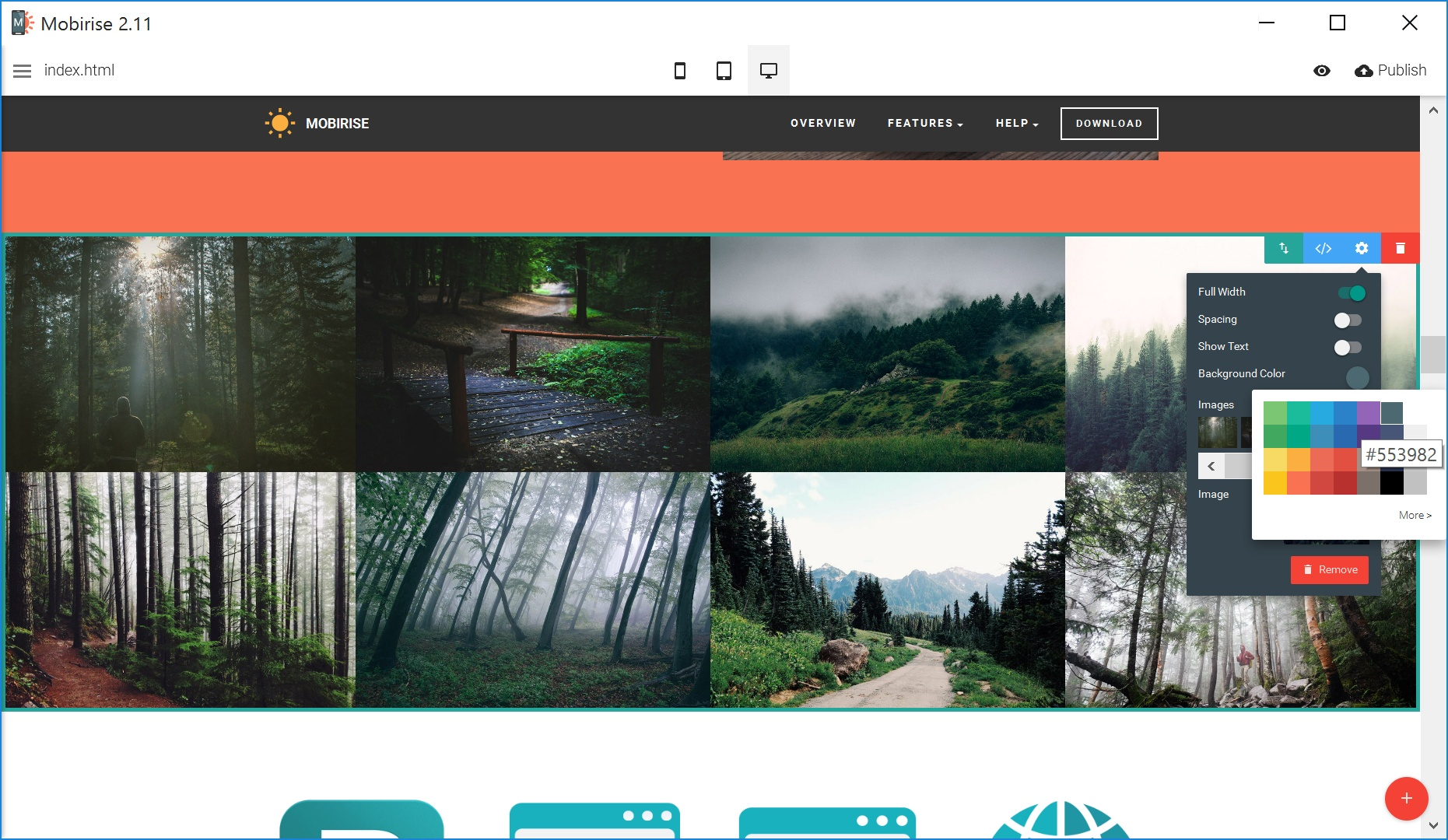 WYSIWYG Simple Website Creator Review