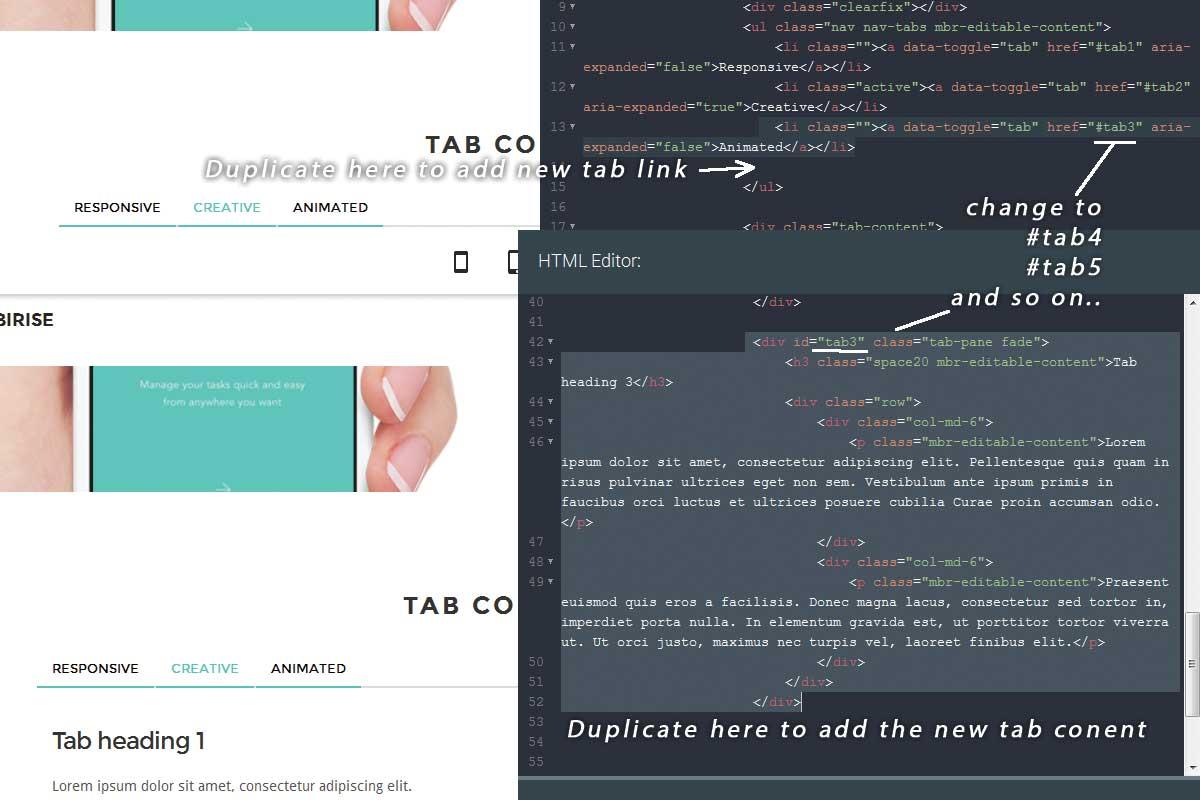 Premium Bootstrap Agency Theme