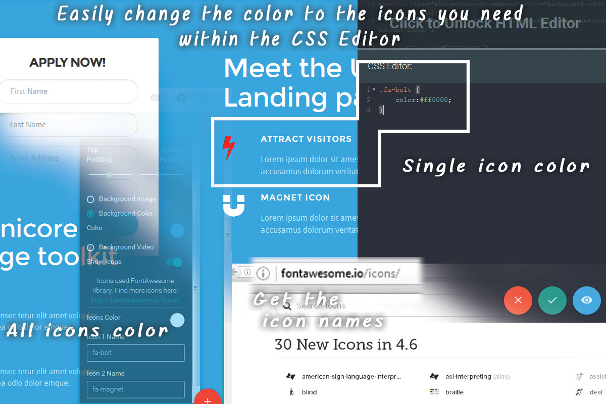 Custom Bootstrap Agency Theme Download