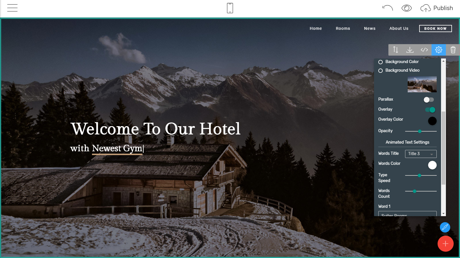 html5 website themes